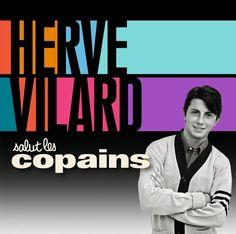 Salut les Copains HERVE VILARD CD Audio NEUF