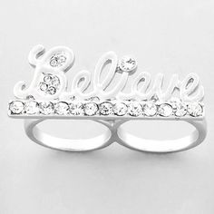 #Body Candy               #ring                     #Crystalline #Believe #Double #Finger #Ring #Body #Candy #Body #Jewelry       Crystalline Gem Believe Double Finger Ring | Body Candy Body Jewelry                                    http://www.seapai.com/product.aspx?PID=1193938