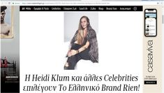 #Article about the #brand #RIEN by Penny Vomva @Madame Figaro