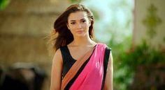 So hot...in saree