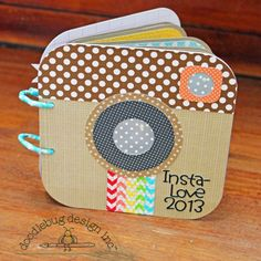 Do you love Instagram? Then you will love this Insta mini Album created with our…
