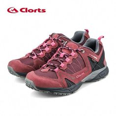 f31d73054ef8 Clorts Hiking Shoes Woman Waterproof Cow Suede Hiking Boots Uneebtex  Mountains Shoes for Women 6270726 Review