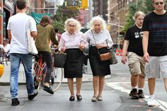 Humans of New York: A Vibrant Photographic Census of Diversity and Dignity | Brain Pickings