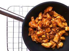 CHILI & VANILIA: Kínai mogyorós csirke (Kung Po)