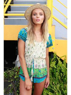 OUTFIT: http://www.glamzelle.com/collections/whats-glam-new-arrivals/products/desert-wanderer-boho-tassels-onepiece-romper