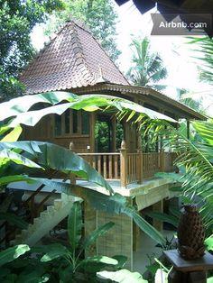 Joglo Ganesha WIFI and POOL!  House - Entire home/apt · Jalan Pengosekan, Ubud, Bali, Indonesia