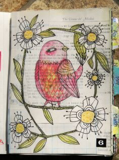 Prompt 6- Pinterest Inspiration=Cori Dantini