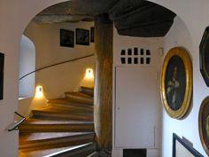 Stairway at the Rosenborg Castle, Copenhagen