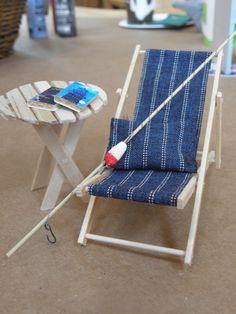 Miniature Beach Chair