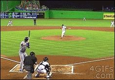 """Did you catch that?"" 