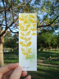 Image result for earth tone bookmarks watercolour and ink