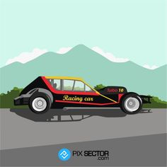 Free buggy car vector - Pixsector Free Vector Images, Vector Free, Car Vector, Free Vector Illustration, Psd Templates, Palette, Photos, Pictures, Pallets