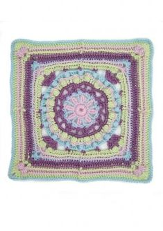 Tekstiiliteollisuus - Adalmiinan helmi CAL Helmet, Mandala, Crochet, Blankets, Chrochet, Crocheting, Helmets, Carpet, Mandalas