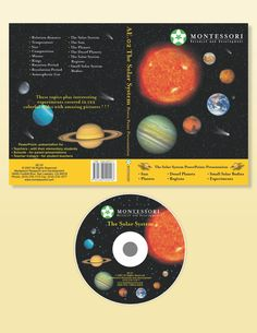 The Solar System PowerPoint | Montessori Research and Development