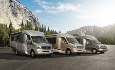 Leisure Travel Vans is the leader in Class B innovations, building the finest Class B & C motorhomes on the market.