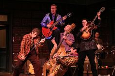 http://triangleartsandentertainment.org/wp-content/uploads/2016/04/MillionDollarQuartetPHOTO27-DPAC2016.jpg - Who Do You Love? Million Dollar Quartet Delights DPAC Patrons Once Again - Million Dollar Quartet plays DPAC April 5th and 6th (photo courtesy of Million Dollar Quartet National Tour) The electrifying 2010 Tony Award®-winning Broadway hit, Million Dollar Quartet, which concludes its delightful two-night encore presentation at the Durham Performing Arts Center at 7:30