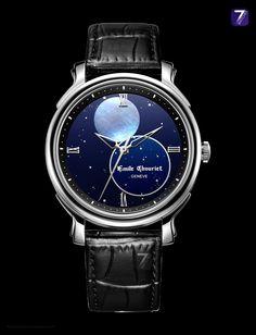 EMILE CHOURIET - Moonphase