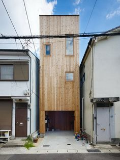 House in Nada - Kōbe, Japan - 2011 - Fujiwaramuro Architects #architecture #japan #design #interiors