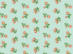 design is mine : isn't it lovely?: freebie of the day : cath kidston wallpapers.