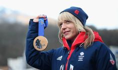 COMMENT: No jokes about this pain game - curling is the real deal Jenny Jones, Team Gb, Olympic Team, Winter Olympics, Olympians, Snowboarding, Cities, Russia, Snowboards