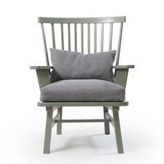 Maestro Lenestol, Grågrønn/Smokey Granite - Decotique - Decotique - RoyalDesign.no
