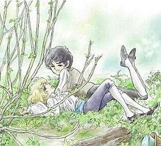 Oscar e Andre' Me Me Me Anime, Anime Love, Manga Art, Anime Manga, Graffiti Books, Lady Oscar, Vintage Coloring Books, Manga Comics, Anime Ships