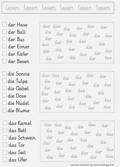 Lernstübchen: Arbeitsblätter rund um das ie | Deutsch | Pinterest ...