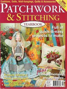 Patchwork 05 - Lorena Arriagada - Picasa Web Albums... Patterns and instructions!