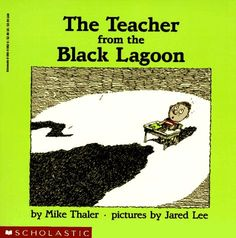 From Gail Tanner of Blacklick, Ohio: When I taught second grade, I would read The Teacher from the Black Lagoon  on the first day of school. Then every day for the next week or so, we would have a guest reader. The principal would come in and read The Principal from the Black Lagoon , the custodian would read The Custodian from the Black Lagoon , etc. This way, the students had the opportunity to meet the staff at our school and make a personal connection with them. It was a lot of fun.