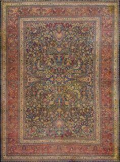 Persian Khorasan rug, Matt Camron gallery
