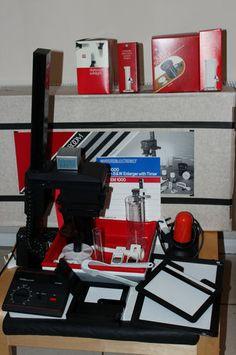 Paterson PCS 1000 35mm Enlarger Complete Darkroom Kit | eBay