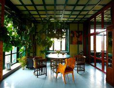 casa oriental style