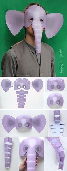 22 Best Printable Animal Masks Images Printable Animal