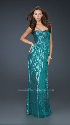 17085 | La Femme Fashion 2013 - La Femme Prom Dresses - Dancing with the Stars available at Binns of Williamsburg