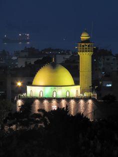 Almograby mosque Latakia