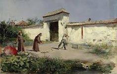 Huerto con frailes y un ladronzuelo - Colección - Museo Nacional del Prado www.museodelprado.es2952 × 1879Buscar por imagen Visitar página  Ver imagen
