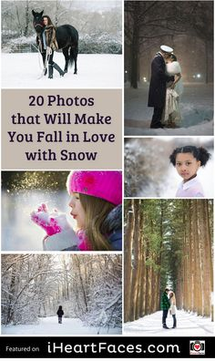 20 Photos That Will Make You Fall In Love With Snow