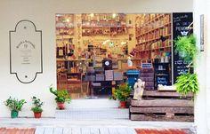 Shopfront, Books Actually, Singapore