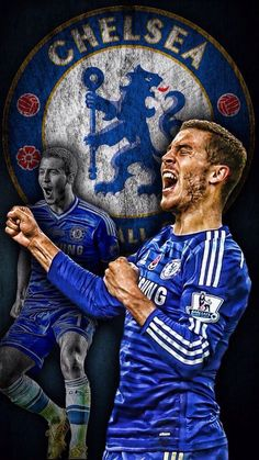 Eden Michael Hazard is a Belgian professional footballer who plays for English club Chelsea and the Belgium national team. He primarily plays as an at Club Chelsea, Fc Chelsea, Chelsea Football, Sport Football, Belgium National Football Team, National Football Teams, Soccer Fans, Soccer Players, Chelsea Fc Wallpaper