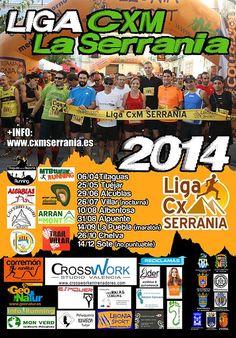 IV Trail Alpuente 2014 - Liga CXM La Serranía