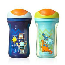 """Tommee Tippee Explora Truly Spill Proof Drinking Cup - 9oz (Boys)(Color/Styles Vary) - Tommee Tippee - Toys """"R"""" Us"""