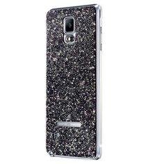 Samsung Back Cover Swarovski - оригинален резервен заден капак с елементи на Сваровски за Samsung Galaxy Note 4: Производител:… www.Sim.bg