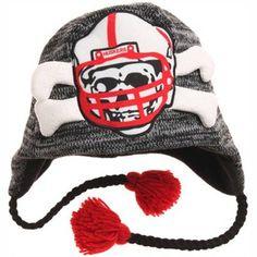 Nebraska Cornhuskers Mascot Knit Beanie  #Fanatics