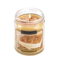 Snickerdoodle Scented Candle $9.95 https://www.facebook.com/Twogirlsdecor/posts/792349160881232:0 #twogirlsdecor #decor #candles #homedecor #scented #aroma #cookies