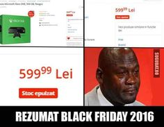 Rezumat Black Friday 2016