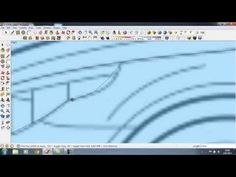 Google Sketchup tutorial : How to do a car in 3D. PART 2 - YouTube