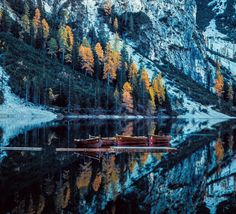 Magnificent Landscape Reflections by Davide Anzimanni #art #photography #DavideAnzimanni #MagnificentLandscapeReflections