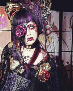 ♡ Utsuke ♡ Tsukiyo ♡ visual kei artist .♡