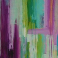 Spring Stream print by ERIN ASHLEY
