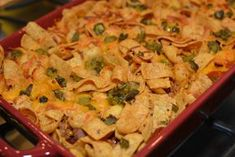 Frito Pie Casserole | The Cookin Chicks